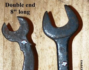 Vintage Wrench door handles ...handcrafted...Unique