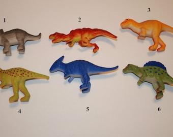 Colorful dinosaur ceiling fan chain pulls