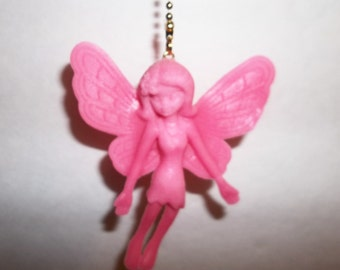 Unique Glow in the Dark Moon Fairy Ceiling Fan Chain Pull