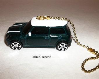 Mini Cooper S home decor items