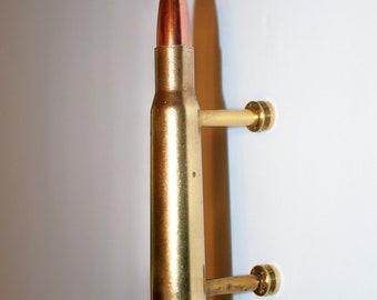 50 BMG bullet casing mug/tumbler handle