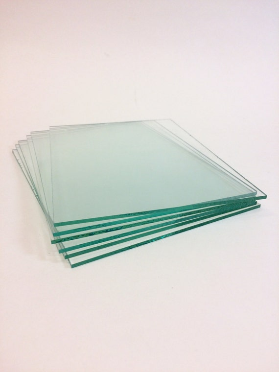 5x7 Glass Replacement Piece Photo Glass Wholesale Picture Etsy