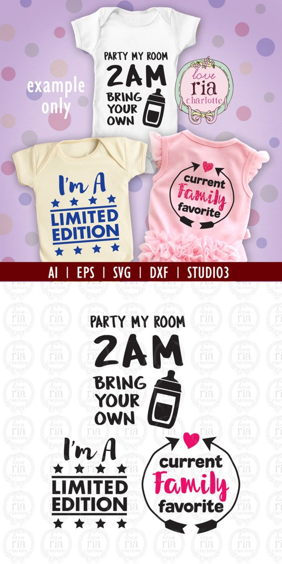 funny baby phrases party my room limited edition family etsy