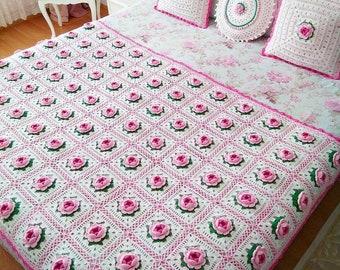crochet blanket ,granny squares motif's,flower's motif's, wedding blanket,crochet blanket & cushion's ,gift ideas,