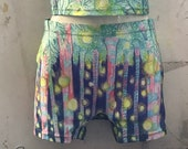 Firefly Forest Reflection Shorts
