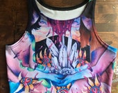 Synesthesia Home Base Crop Top