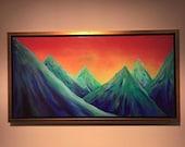 Imagination Mountains