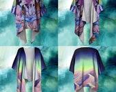 Draped Robe