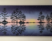 Reflect - Acrylic and Spr...