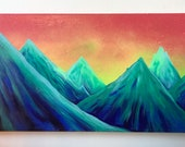 Imagination Mountains Ori...