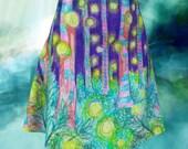 Firefly Forest Flare Skirt