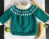 Toddler Knitted Sweater