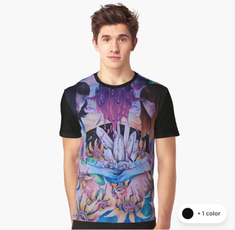 Synesthesia Home Base Unisex T-shirt image 0