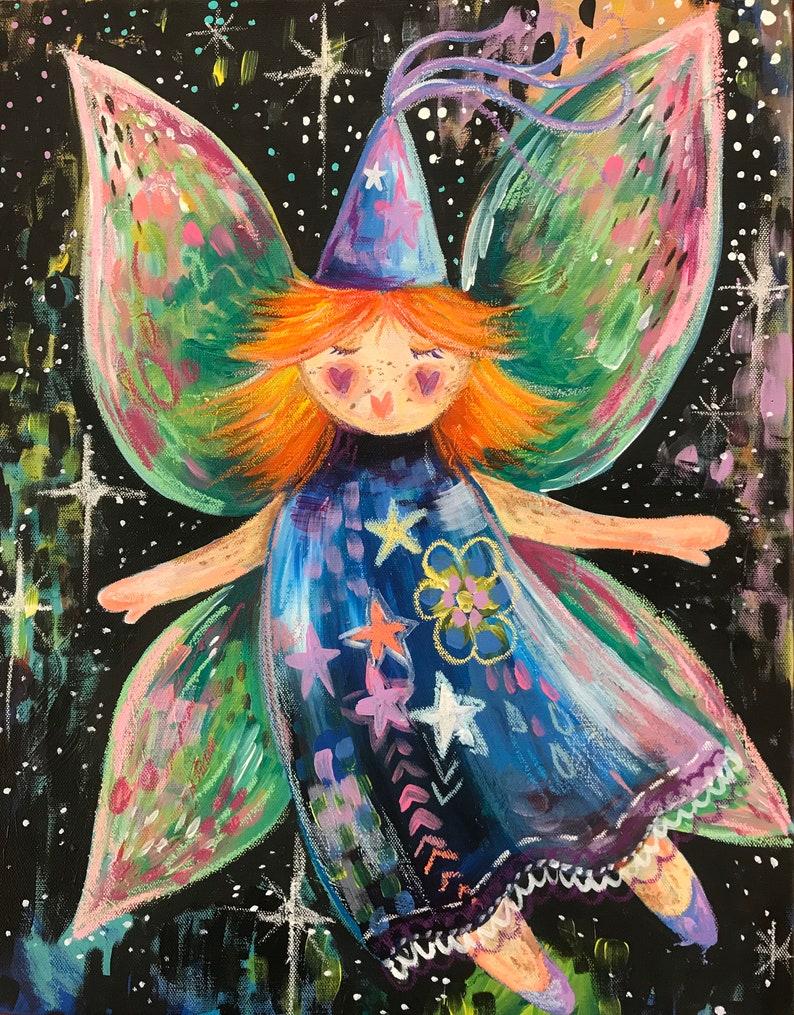 Fairy Princess Painting image 0