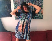 An Unusual Place T-Shirt Dress