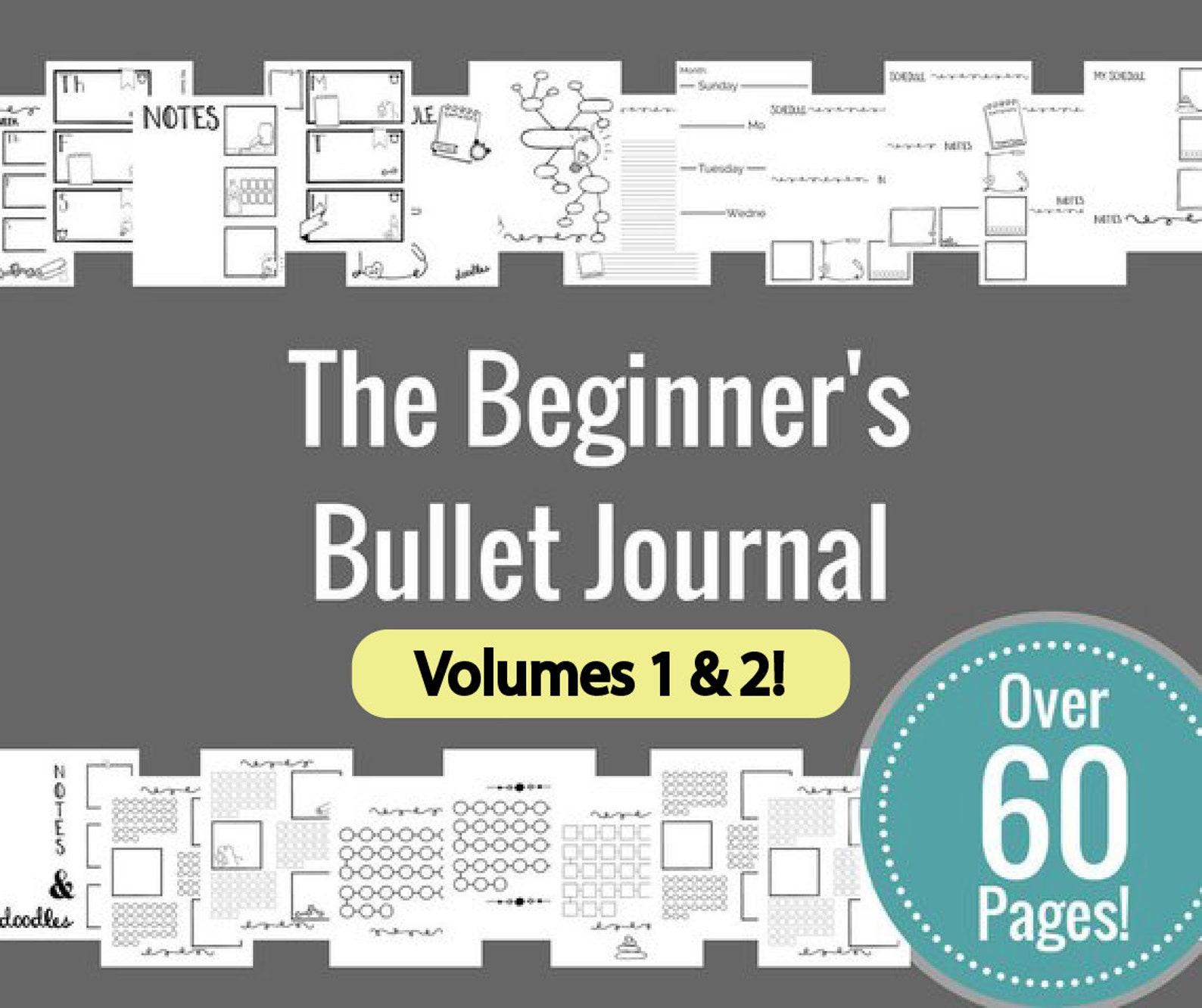 The Beginner's Bullet Journal