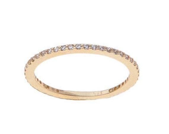 Eternity Band, Diamonds Ring, Engagement Ring, Eternity Ring, Diamond Wedding Band, Full Round Band Ring, Bridal Ring, Diamond Eternity