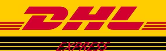 International Express Delivery with Dhl, Shipping Label For Returning,  Very Fast Delivery