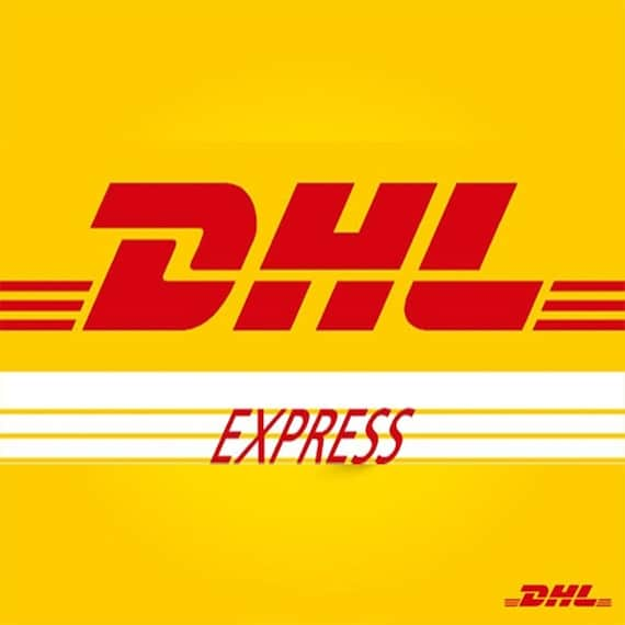 International Express Delivery with Dhl, Very Fast Delivery