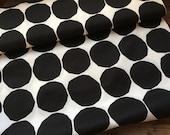 Marimekko Pienet Kivet SUPER HEAVY, COATED fabric for toiletry bags etc. sold by half yard, Finland