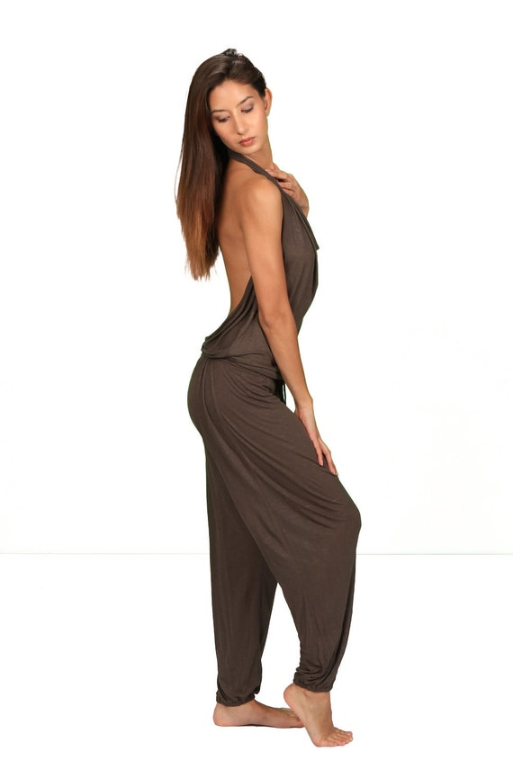 in Designs for Backless Onesie Fall Paramita Olive Fashion Evelina Dark Womens Jumpsuit 7ntq4ww8C