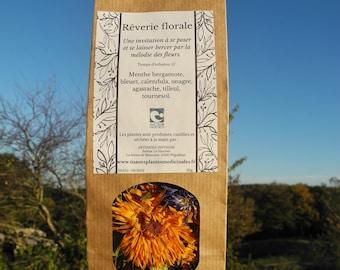 Tisane Rêverie florale infusion plaisir