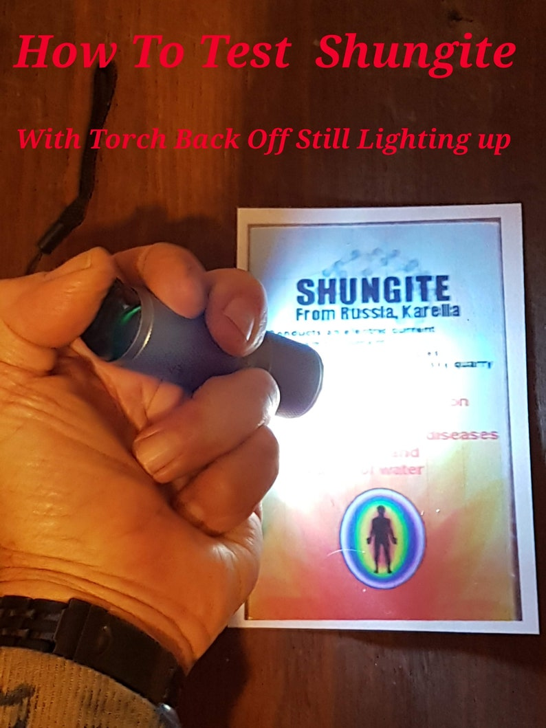 Copper Tensor Triskele On Shungite The Miracle EMFHealth Protection Stone Handmade To Order