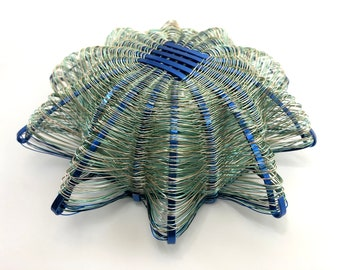 Woven Wire Star