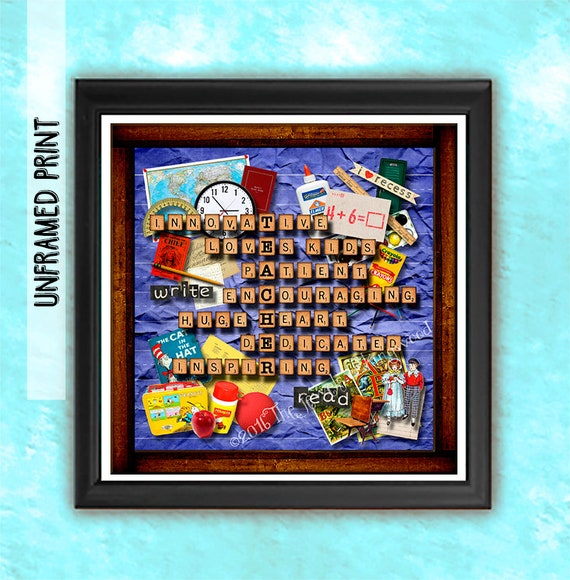 Teacher Appreciation Gift Christmas Gift Idea for Teachers | Etsy