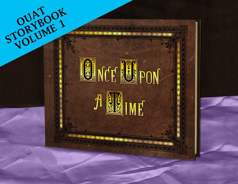 Henry's Once Upon A Time Storybook inspired  Vol 1  image 0