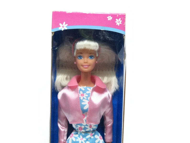 0aa47c1fc9d Vintage Chic Barbie Mattel Retro Barbie New Old Stock NOS | Etsy