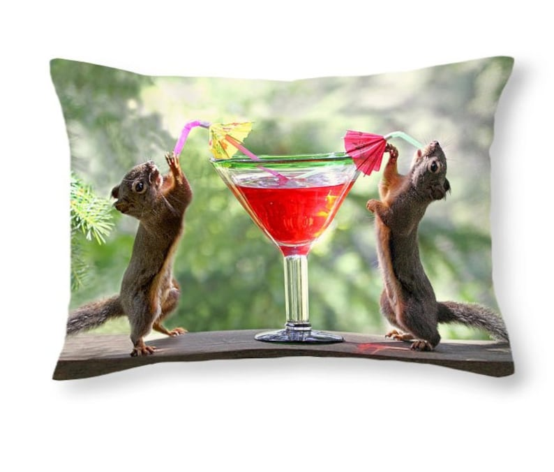 Squirrel Decor Squirrel Gifts Funny Gifts Anniversary Gift image 0