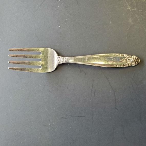 International STERLING Prelude ~ 1939 ~ Dinner Fork ~ Free Shipping