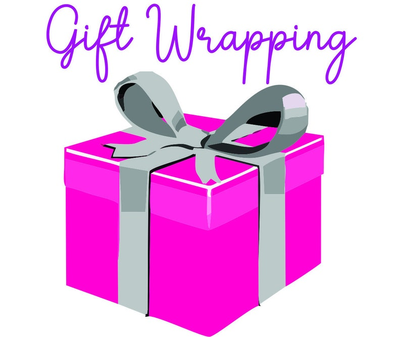 Gift Wrapping for an item in our shop Gift Wrap for your image 0