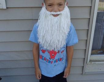 Beard Attachment For Any Hat Beard With Mustache Hat