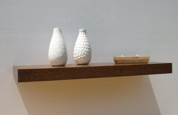Floating shelves - Modern Shelves - Wall Shelf - Book Shelf - Wood Shelf - Set of 4