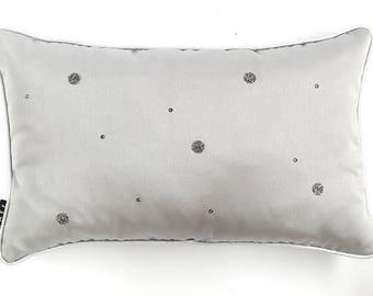 ALMEE Cushion with Swarovski elements