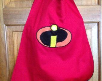 INCREDIBLES Kids Superhero Cape/Costume