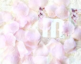 c4f5433019e Zijde bloesem verlaat paarse rozen Vintage bruiloft/Birthday Baby Party  geboorte & doopsel/delicate paarse 1000 stuks Rose bloemblaadjes