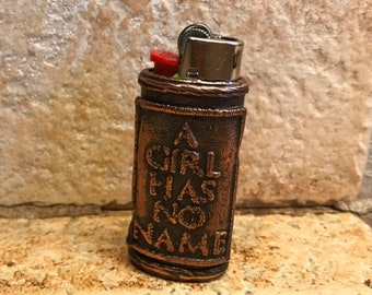 A Girl Has No Name - A GOT inspired lighter case for the Bic Mini