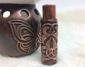 Moorish designed lighter Case Hand Crafted formed in Copper for your Clipper lighter
