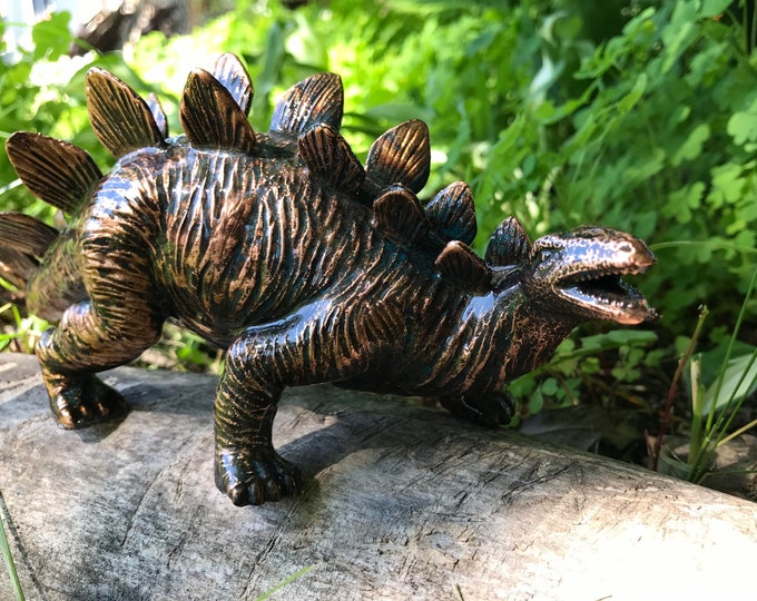 Featured listing image: Copper Dinosaur