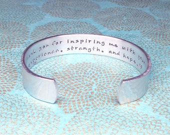 sponsor gift teacher gift godmother gift thank you for inspiring me with your experience strength and hope