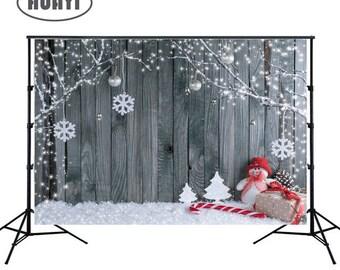 christmas photography backdrop holiday home party photobooth background christmas backdrops studio customize vinyl photo background xt 5899