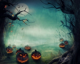 halloween backdrop pumpkin festival vinyl photography background halloween newborn children photo props d 6903