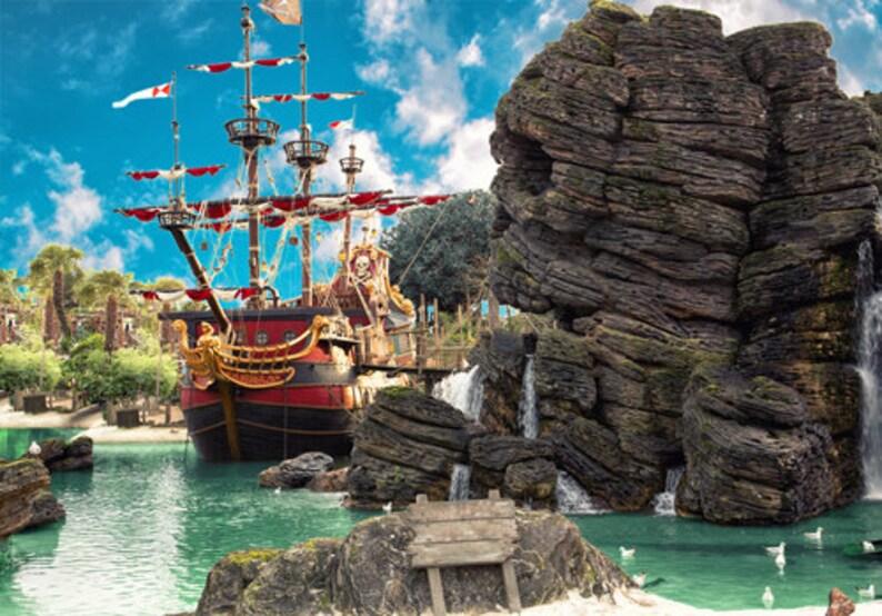 pirate background