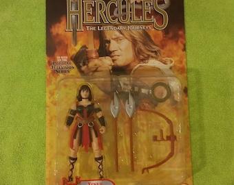 Hercules The Legendary Journeys Xena Warrior Princess Action Figure By Toy Biz 1995