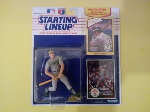 1990 KENNER STARTING LINEUP BO JACKSON New In Package