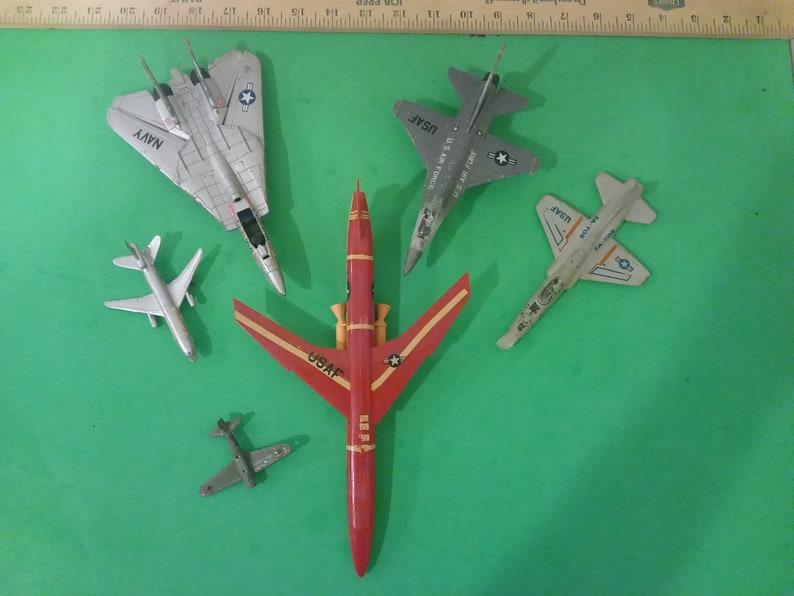 Vintage Toy Airplanes 1980/'s #