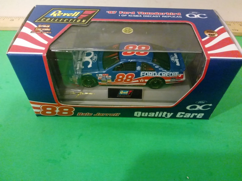 Brand New 1997 Nascar Ricky Rudd 1:64 Diecast Car...Never been Opened